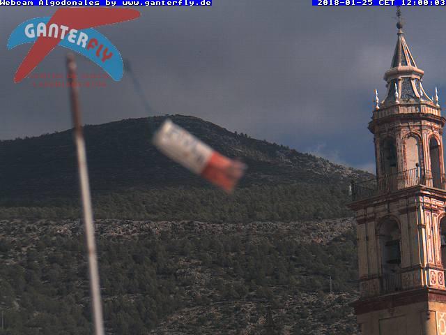 Sierra de Lijar, Algodonales. Klik voor vergroting...