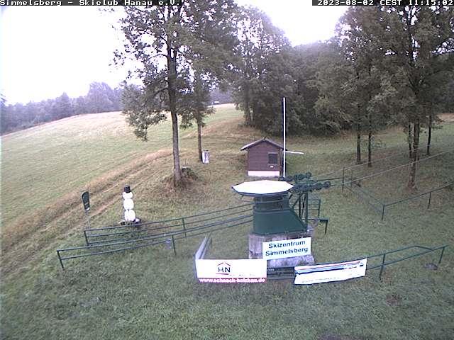 Rhöncam Simmelsberg Talstation (680m) by rhoenline media & Skiclub Hanau e.V.