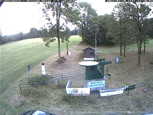 Webcam Simmelsberg