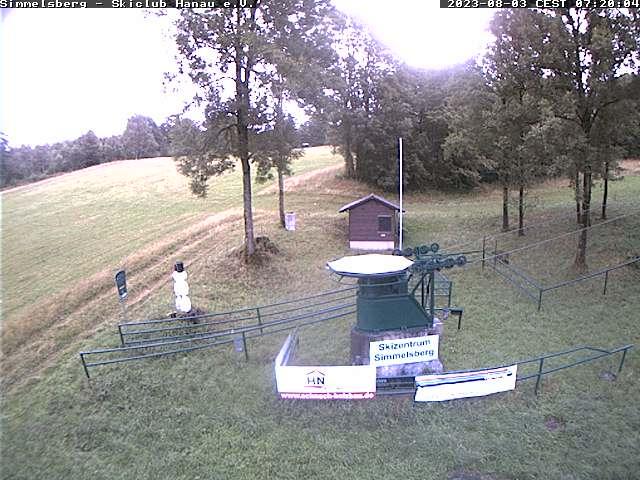 Skilift Simmelsberg 680müNN